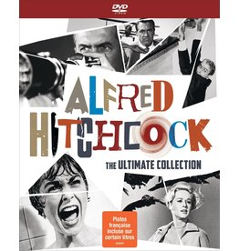 Film Classics Alfred Hitchcock The Ultimate Collection