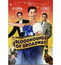 Film Classics Bloodhounds of Broadway 1952