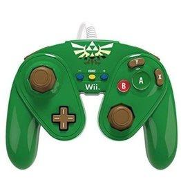 Wii U Zelda Green Wii U Fight Pad