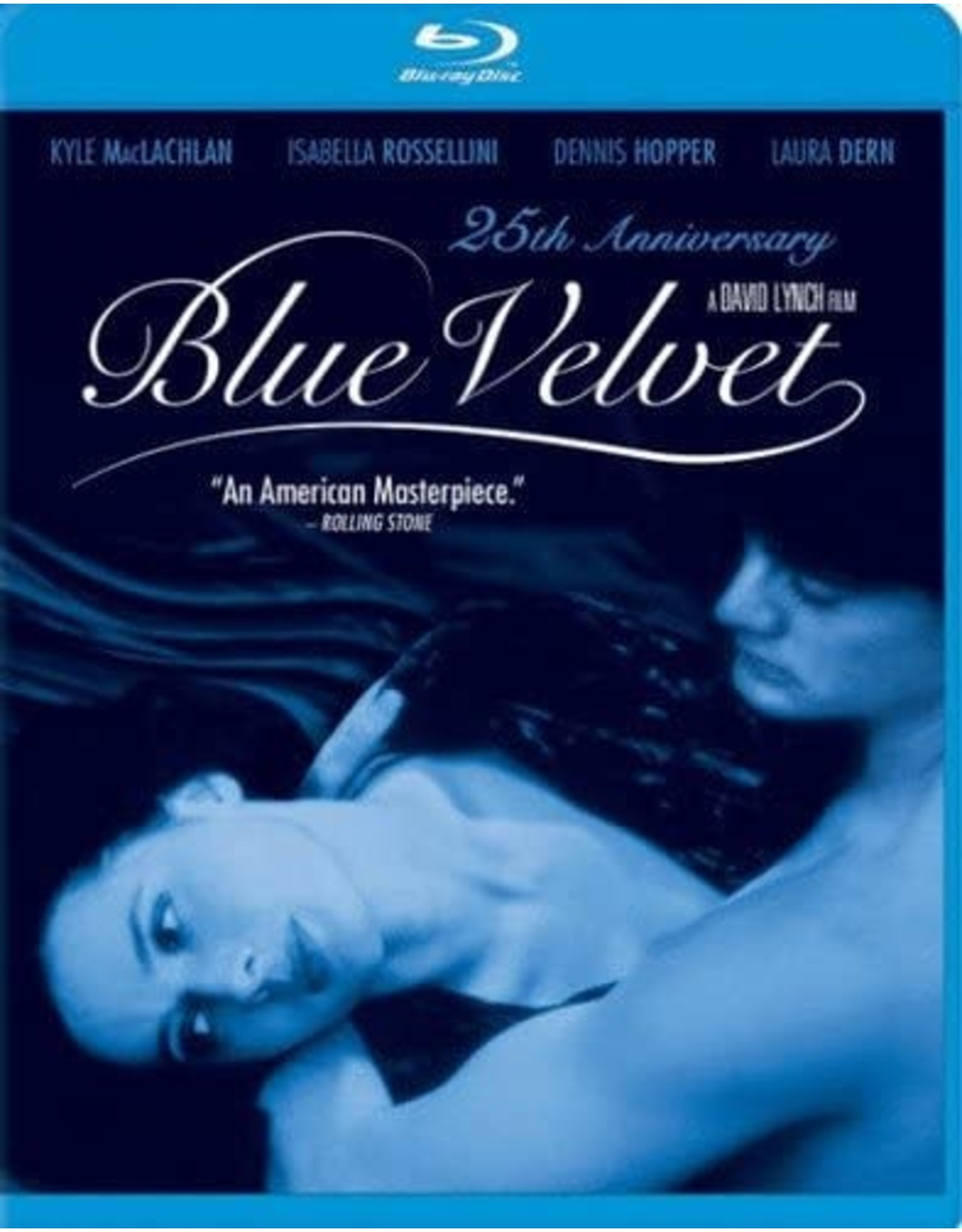 Cult and Cool Blue Velvet 25th Anniversary (Brand New)