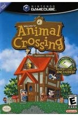Gamecube Animal Crossing (No Manual, No Memory Card)