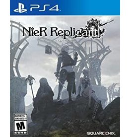 Playstation 4 Nier Replicant ver.1.22474487139