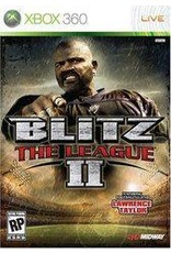 Xbox 360 Blitz The League II (CiB)