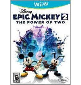 Wii U Epic Mickey 2: The Power of Two (CiB)