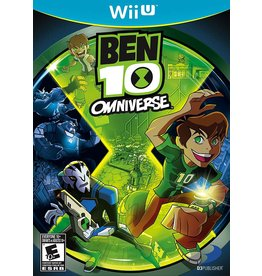 Wii U Ben 10: Omniverse (CiB)