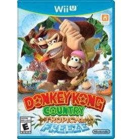 Wii U Donkey Kong Country: Tropical Freeze (CiB)
