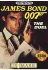 Sega Genesis 007 James Bond the Duel (Damaged Label, Cart Only)