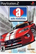 Playstation 2 Auto Modellista (CiB)