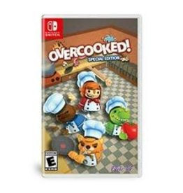 Nintendo Switch Overcooked Special Edition (USED)