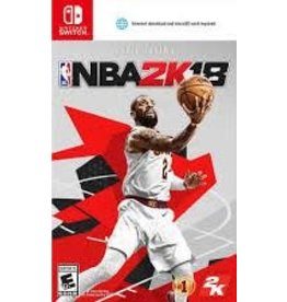 Nintendo Switch NBA 2K18 (Used)