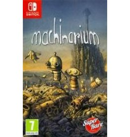 Nintendo Switch Machinarium (Super Rare Games, PAL Import, Used)
