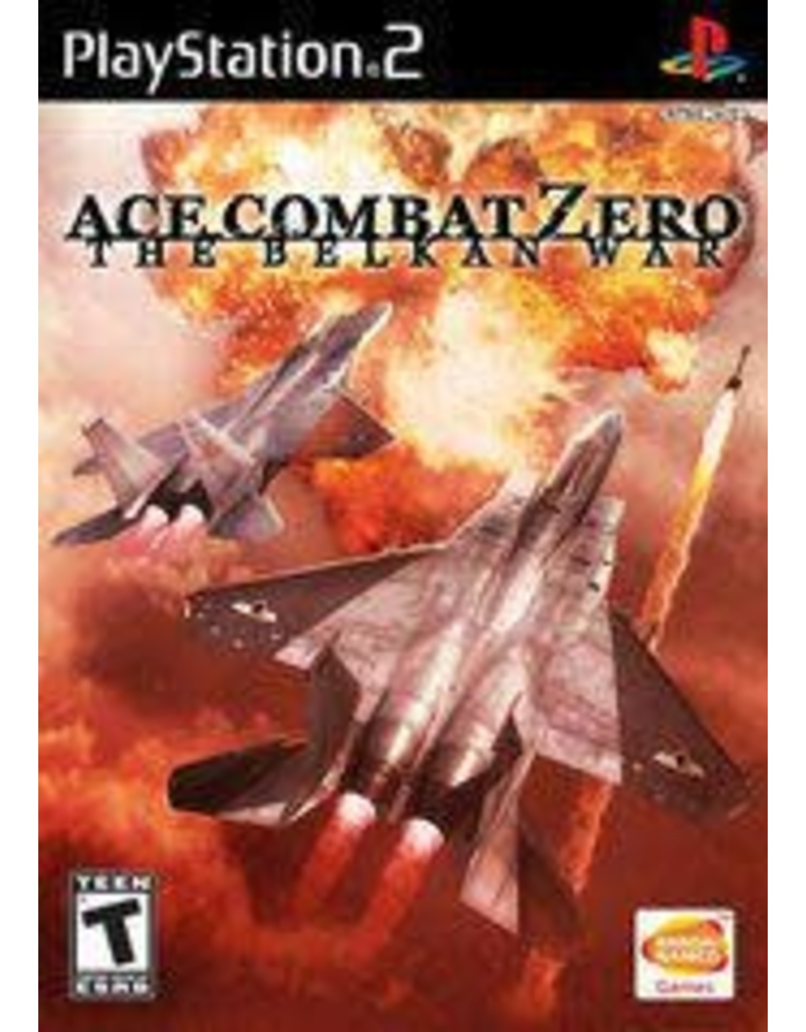 Playstation 2 Ace Combat Zero (CiB)