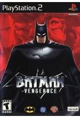 Playstation 2 Batman Vengeance (CiB)