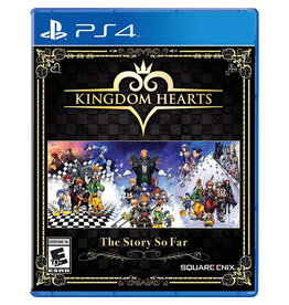 Playstation 4 Kingdom Hearts The Story So Far Collection (New)