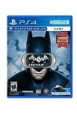 Playstation 4 Batman: Arkham VR (PSVR, Used)