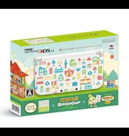 Nintendo 3DS New Nintendo 3DS LL Animal Crossing (Japanese Import, Brand New)