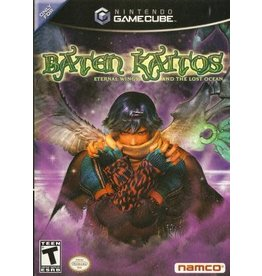 Gamecube Baten Kaitos Eternal Wings and The Lost Ocean (CiB, Rogers Video stickers on manual and discs)
