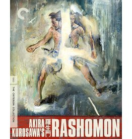 Criterion Collection Akira Kurosawa's Rashomon Criterion Collection (Brand New)