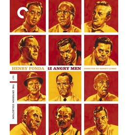 Criterion Collection 12 Angry Men Criterion Collection (Brand New)