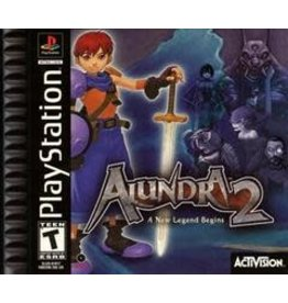 Playstation Alundra 2 (CiB)