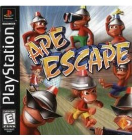 Playstation Ape Escape (CiB)