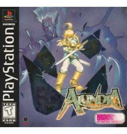 Playstation Alundra (Disc, Inserts, No Manual, Single Jewel Case))