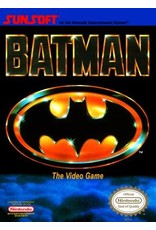 NES Batman The Video Game (Cart Only)
