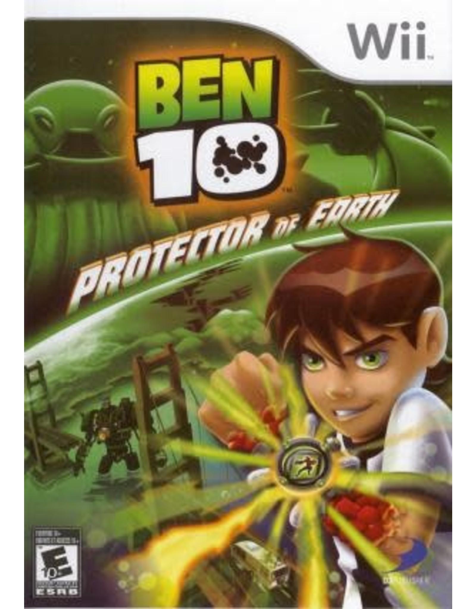 Wii Ben 10 Protector of Earth (CiB)