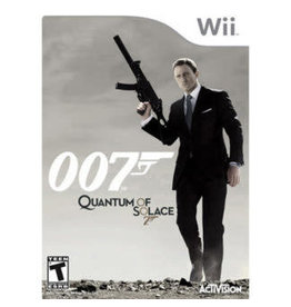 Wii 007 Quantum of Solace (CiB)