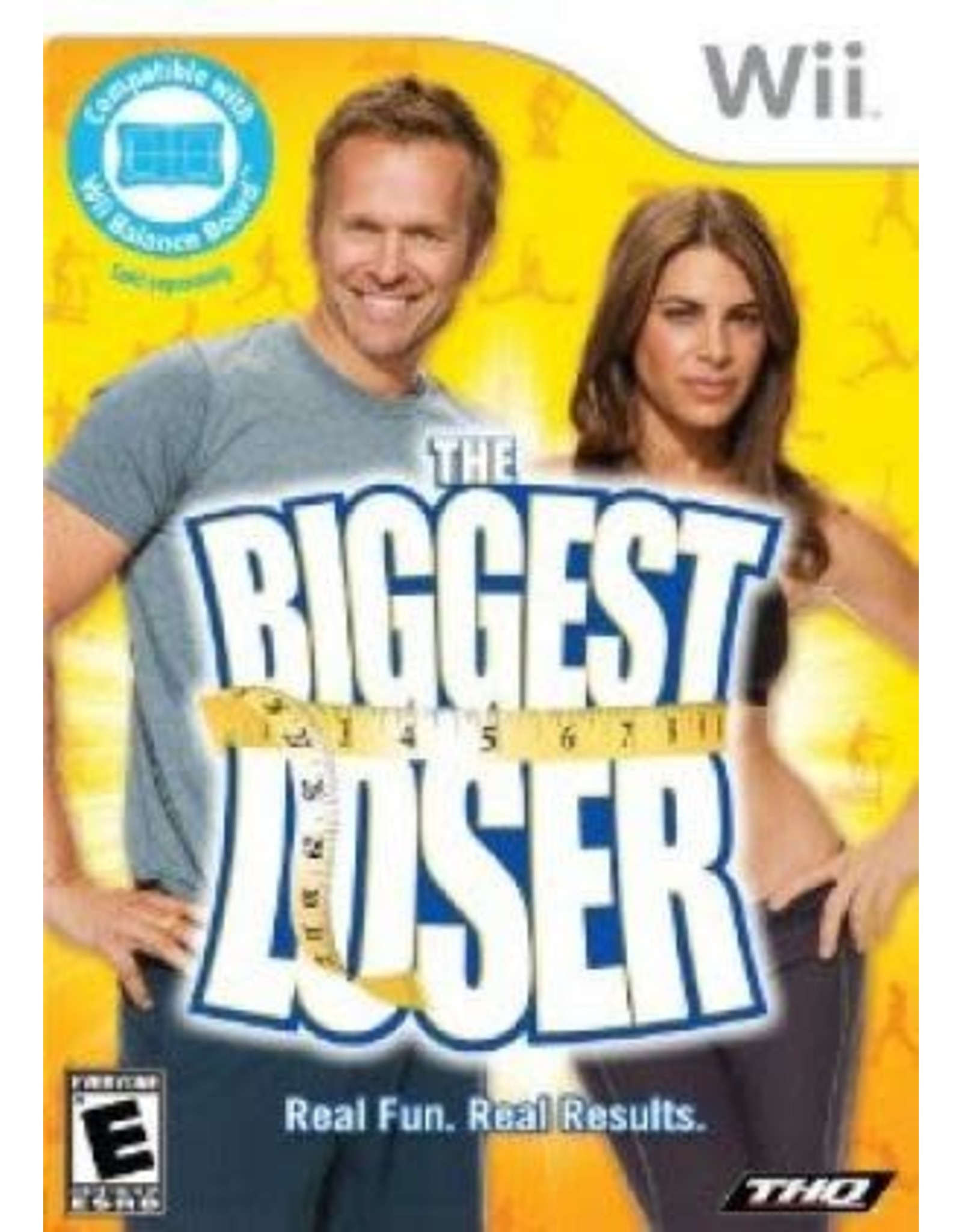 Wii Biggest Loser, The (CiB)