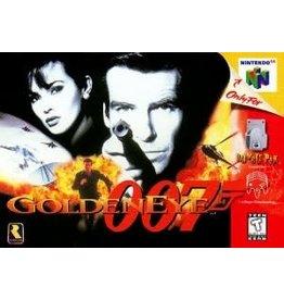 Nintendo 64 007 GoldenEye (CiB, Minor Box Damage)