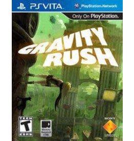 Playstation Vita Gravity Rush (Used)