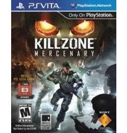 Playstation Vita Killzone: Mercenary (Used)