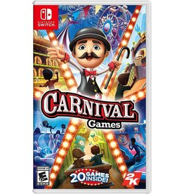 Nintendo Switch Carnival Games (Used)