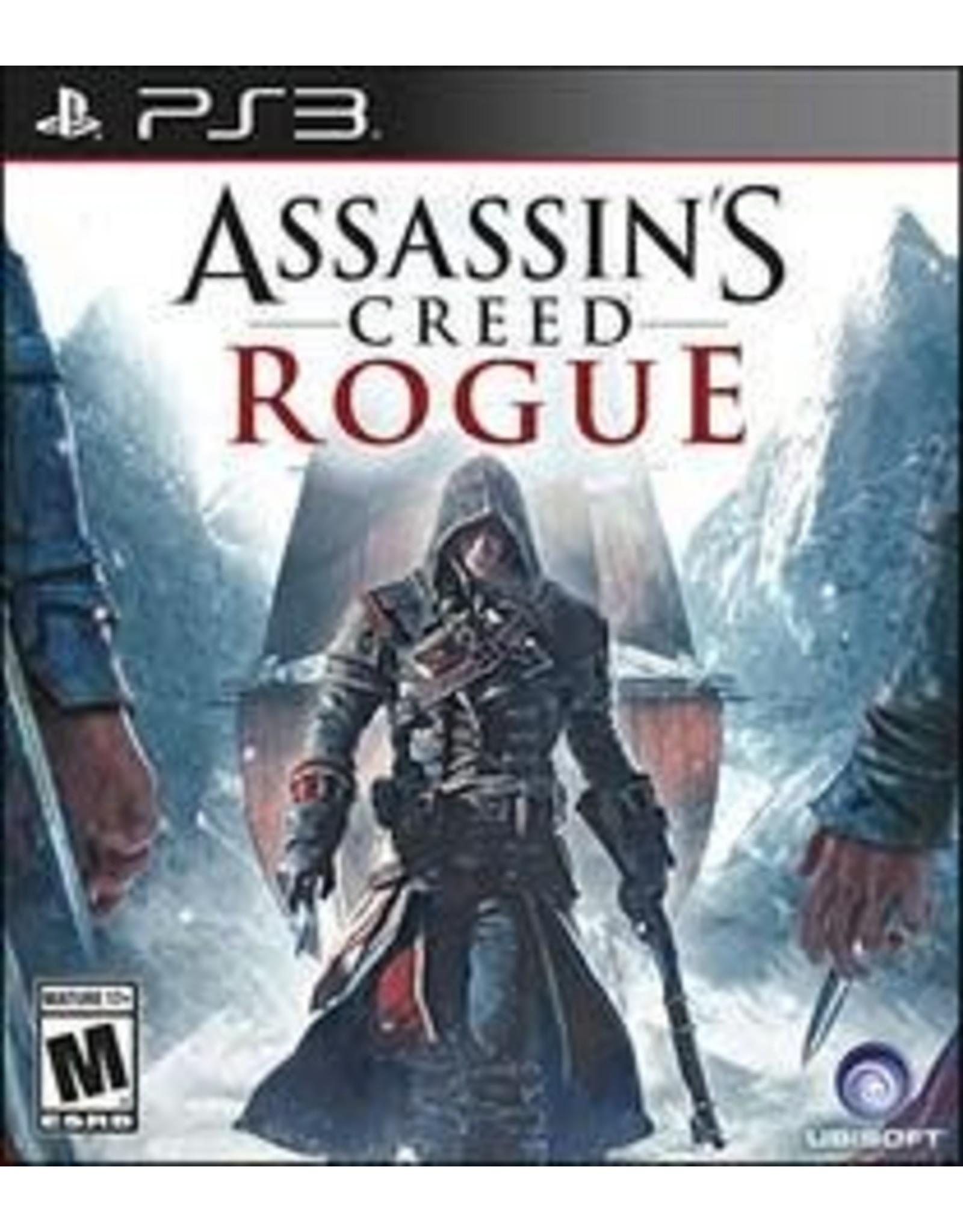 Playstation 3 Assassin's Creed: Rogue (CiB)