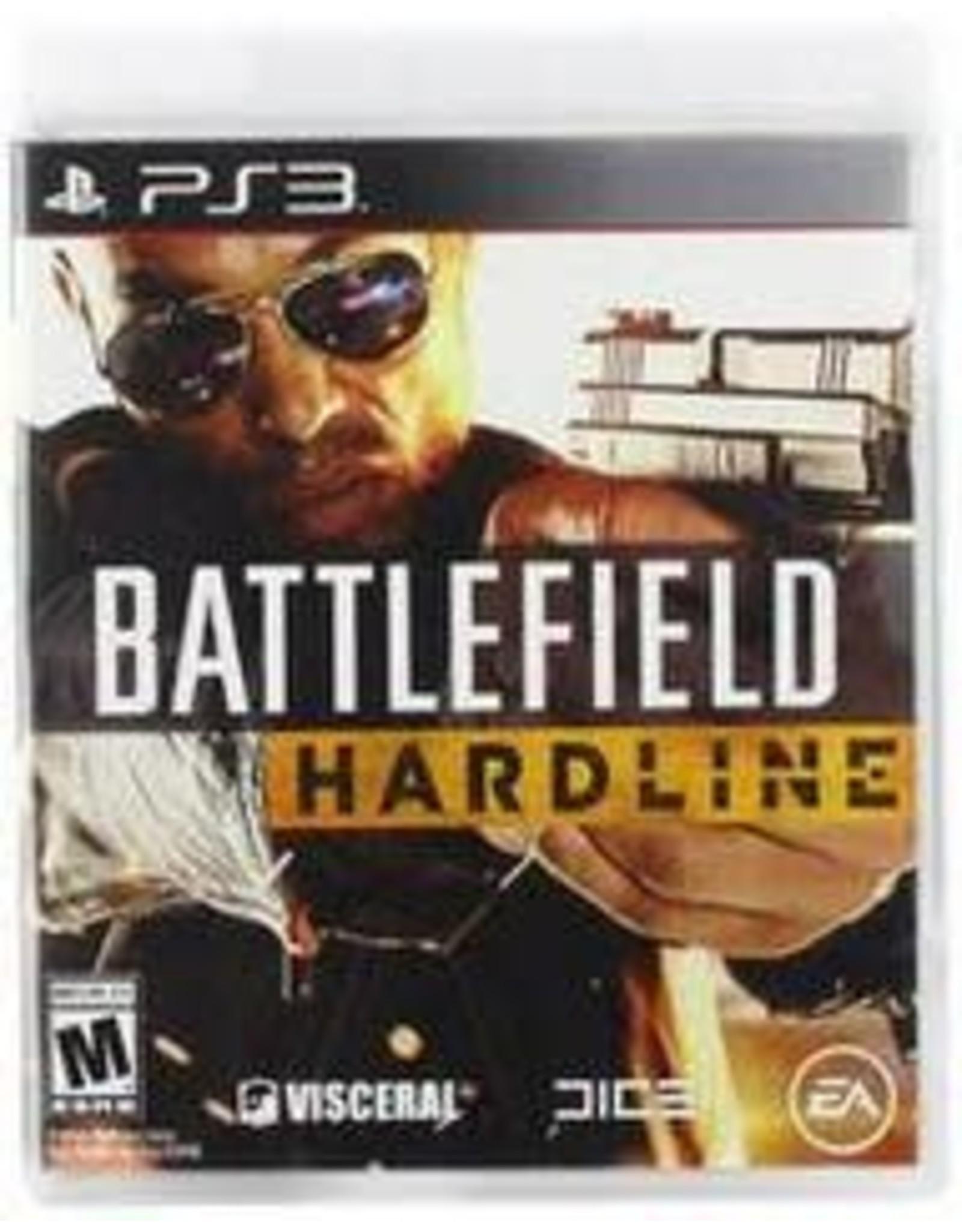 Playstation 3 Battlefield Hardline (CiB)