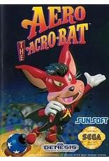 Sega Genesis Aero the Acro-Bat (Boxed, No Manual)