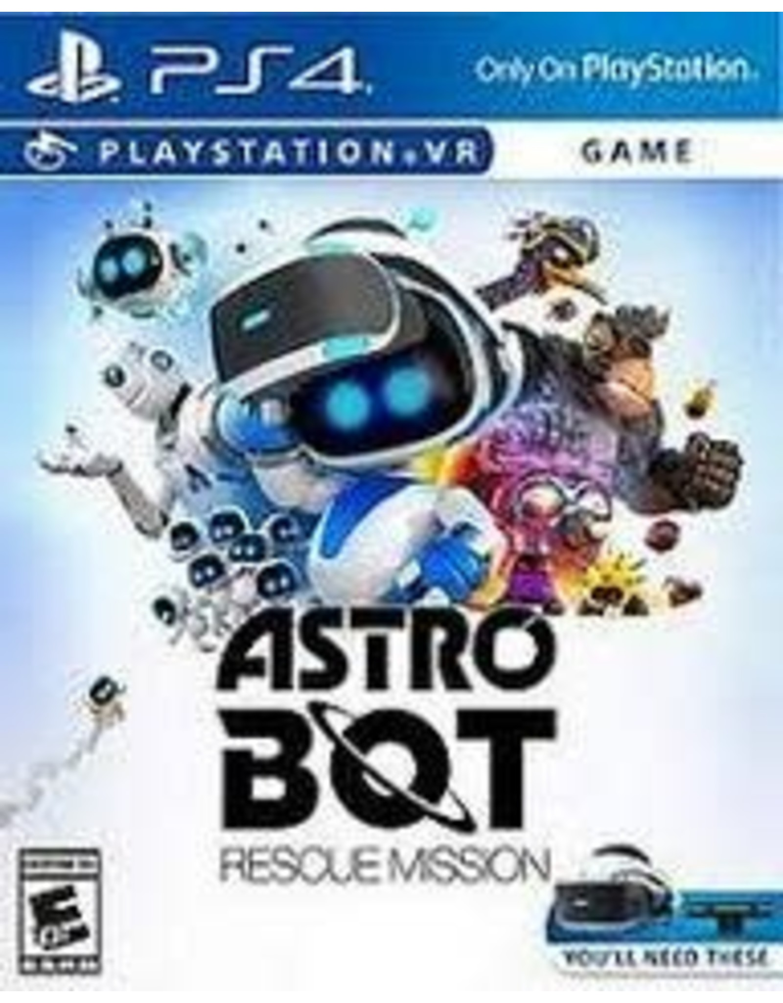 Astro Bot Rescue Mission (Used)