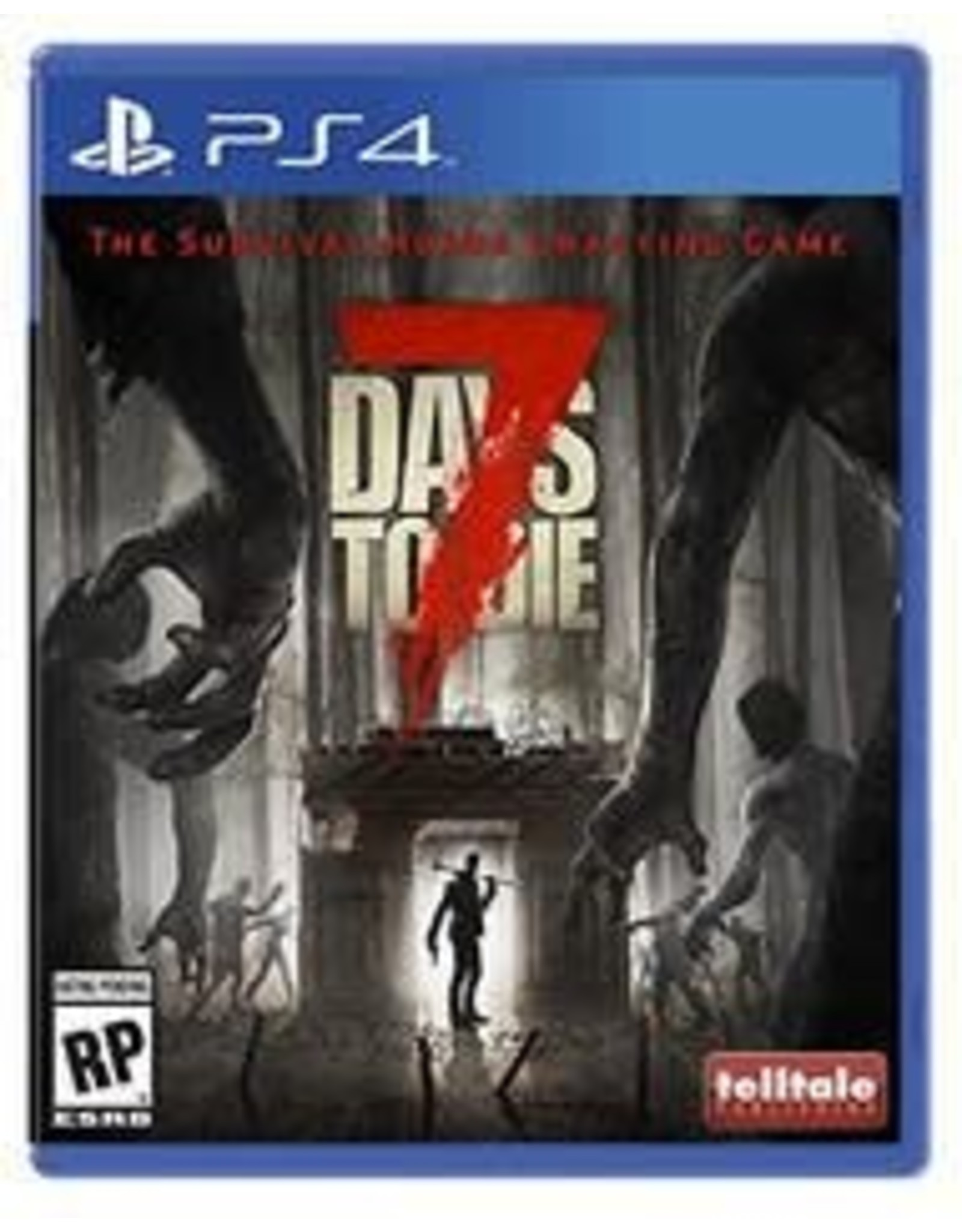 Playstation 4 7 Days to Die (CiB)