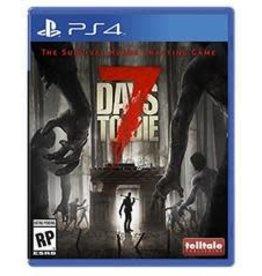 Playstation 4 7 Days to Die (CiB)