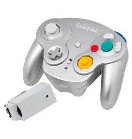 Gamecube Wavebird Wireless Controller (Platinum)