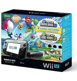 Wii U Wii U 32 GB Console Mario & Luigi U Bundle (CiB)