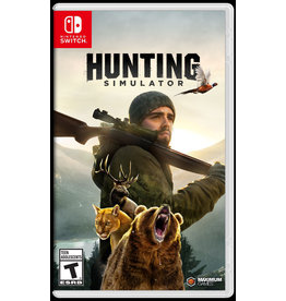Nintendo Switch Hunting Simulator (USED)
