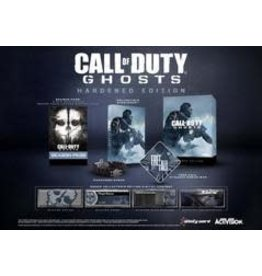 Xbox 360 Call of Duty Ghosts Hardened Edition (Sealed)
