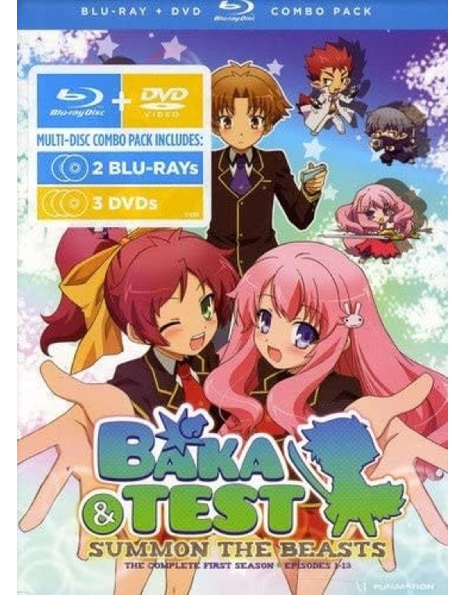 Anime Baka & Test Summon the Beasts Season 1