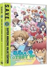 Anime Baka & Test Summon the Beasts Season 2 + OVA (Brand New)