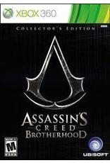 Xbox 360 Assassin's Creed: Brotherhood Collectors Edition (Used, CiB)