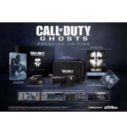Xbox 360 Call of Duty Ghosts Prestige Edition (Sealed)