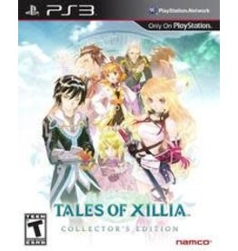 Playstation 3 Tales of Xillia Collector's Edition (Sealed)