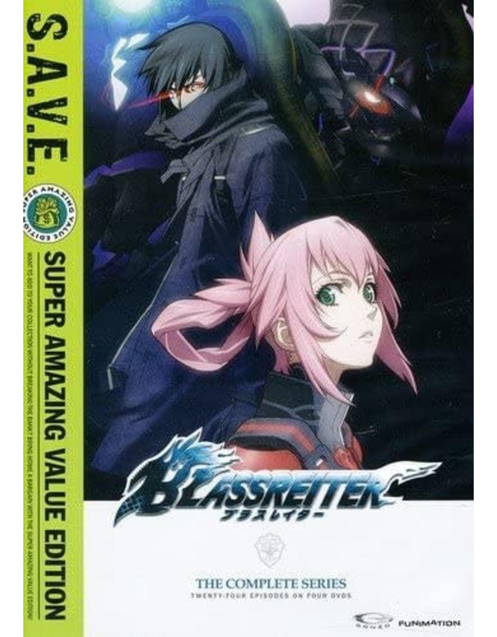 Anime Blassreiter Complete Series